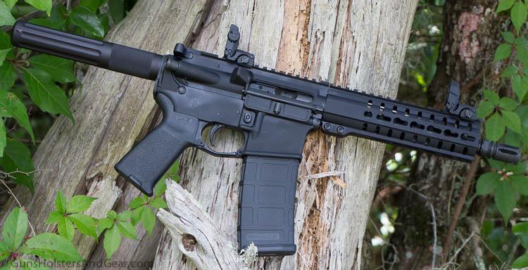CMMG AR-15 pistol in 300 BLK