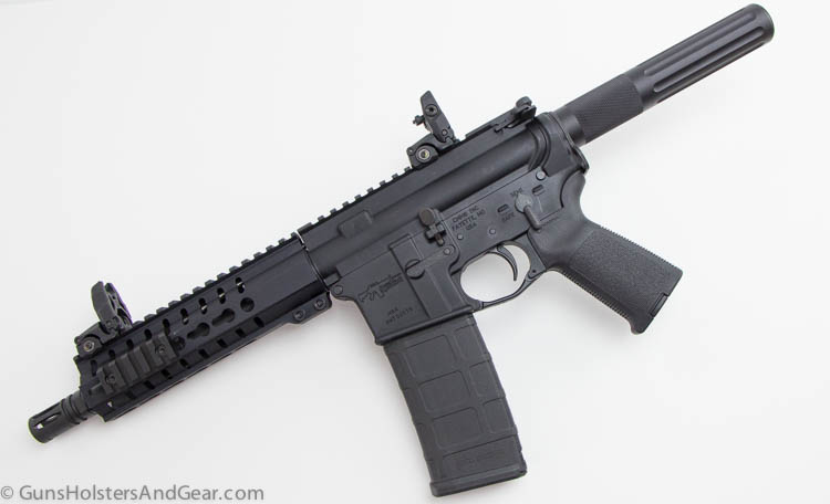 CMMG Mk4 PDW Pistol