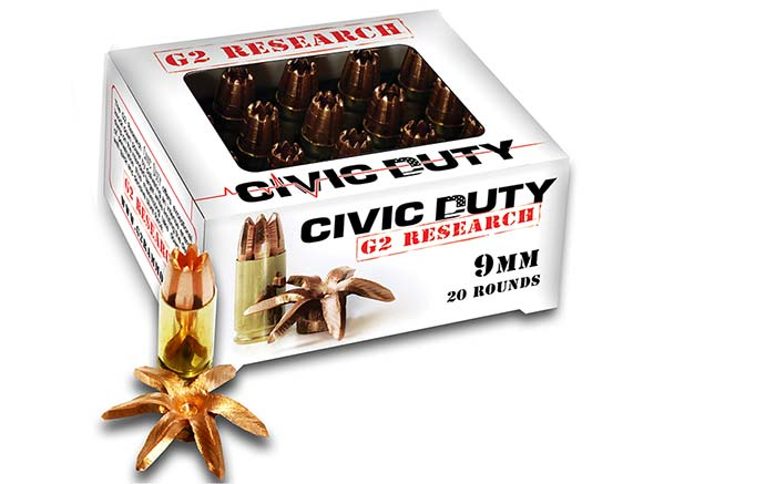 Civic Duty ammo
