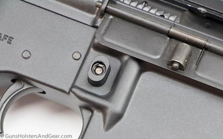 bullet button