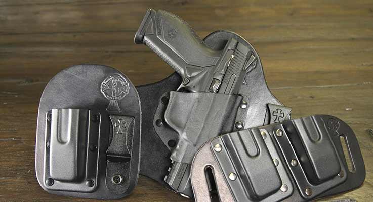 Ruger American Pistol Holster List