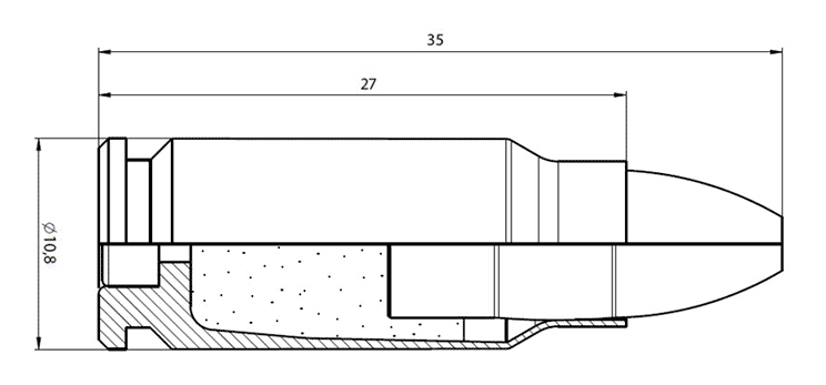 7.5 FK Cartridge