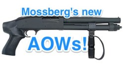 Mossberg Now Selling AOWs