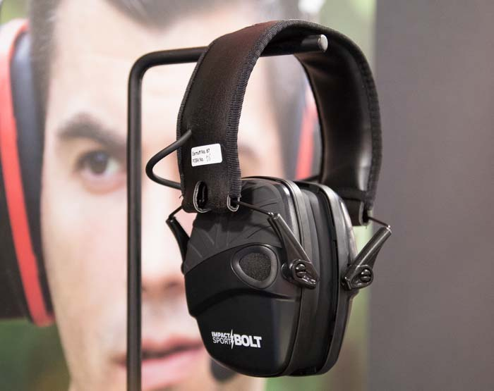 Howard Leight Impact Sport Bolt ear pro