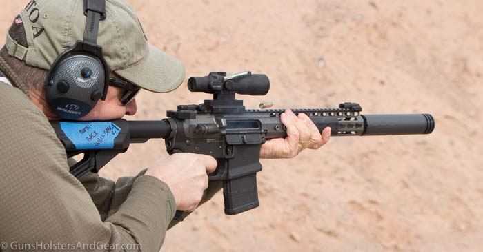 new rifles at the SHOT Show