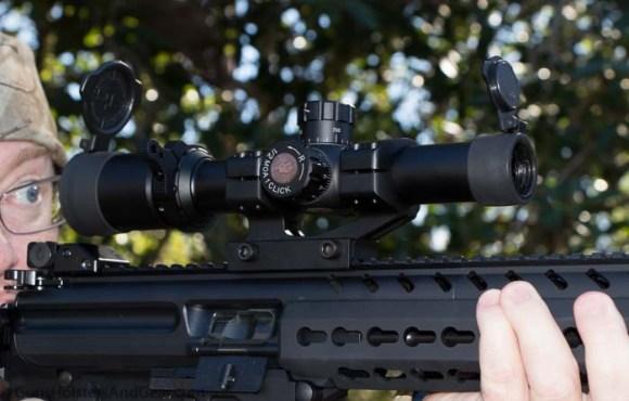 Truglo 1-6x24 scope for Christmas