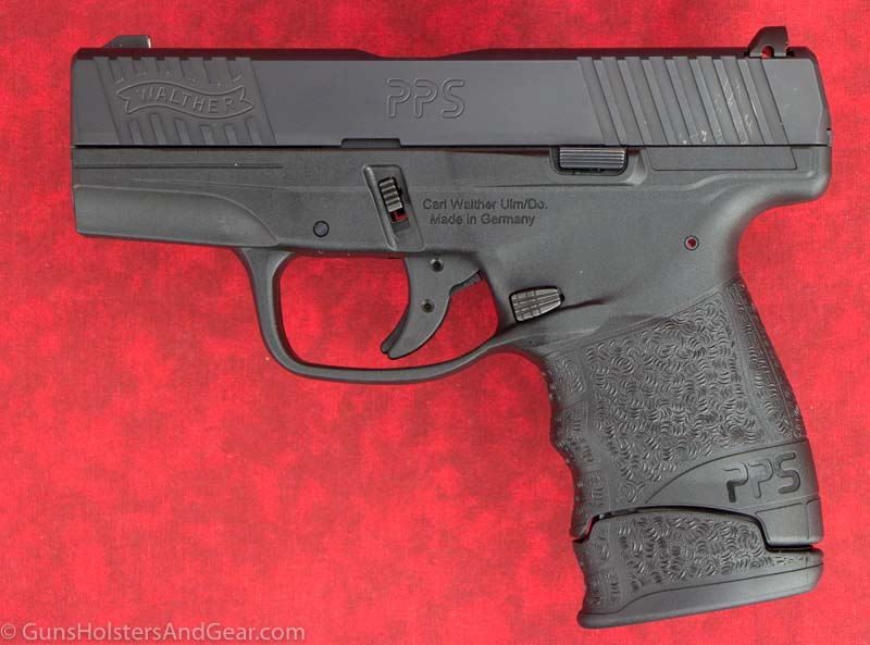 Walther PPS M2 left side