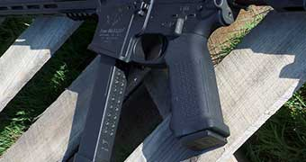 glock magazine for AR grip