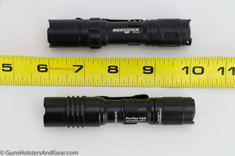 flashlight testing