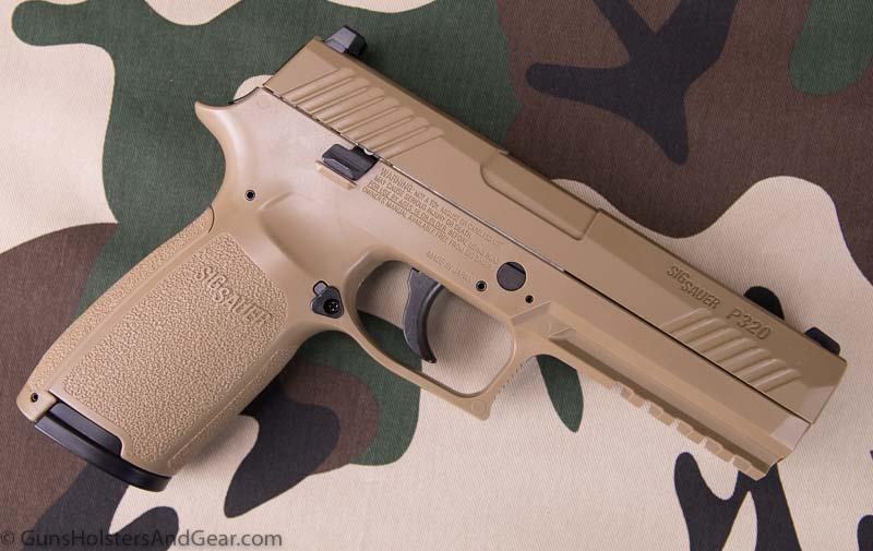 SIG P320 air gun