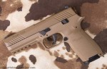 SIG SAUER P320 Air Pistol Review
