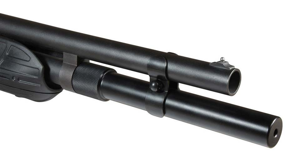 Adaptive Tactical Magazine Tube Extension