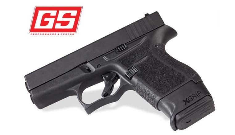 SS80 Glock 43 frame kit
