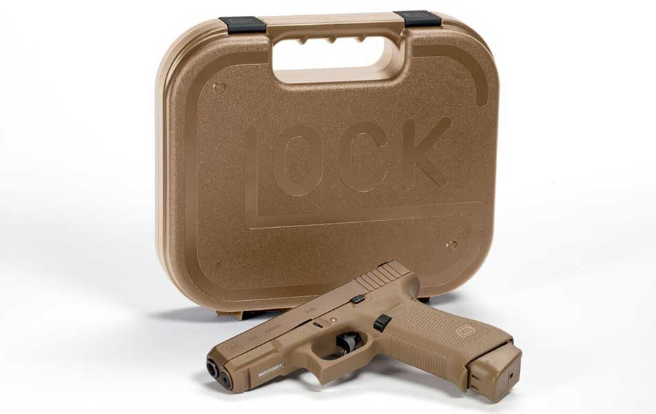 new Glock at SHOT Show