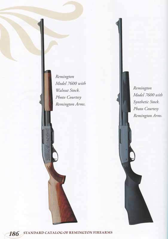Remington rifles book review