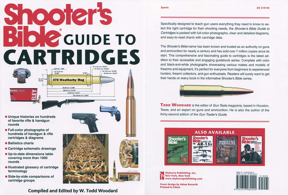 Shooters Bible Guide to Cartridges Review