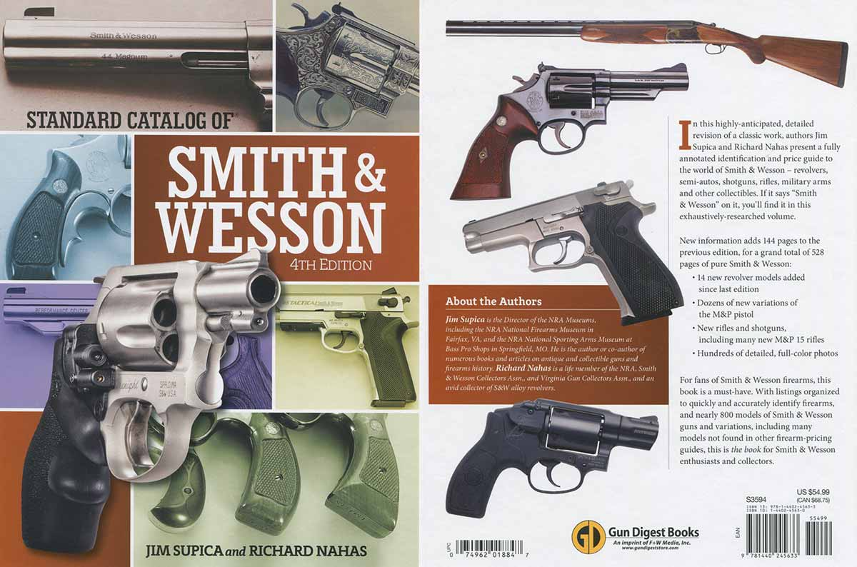 Smith and Wesson catalogue