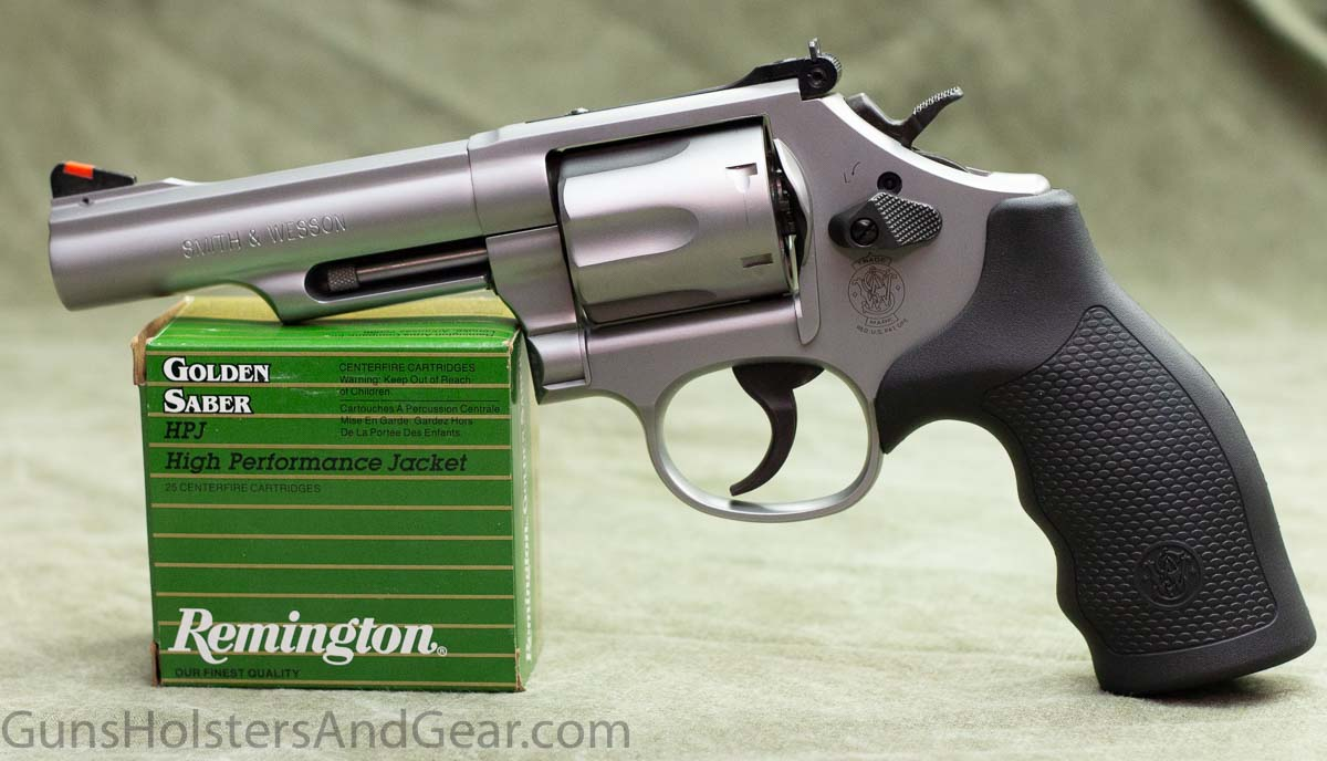 Ammunition Performance in Revolver