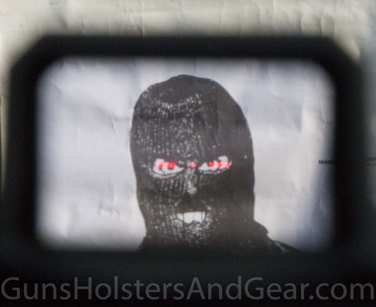 Hartman MH1 Sight Picture