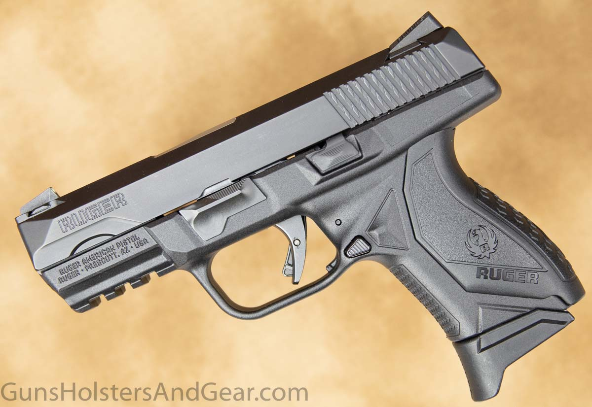 Ruger American 9mm Compact Pistol Review
