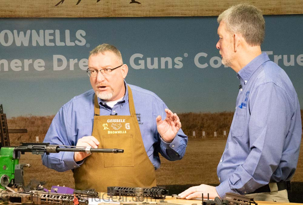 New Gun Demonstration