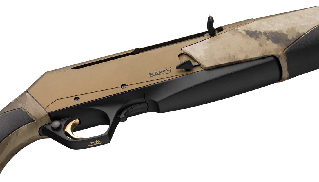 Browning BAR Mark III Receiver