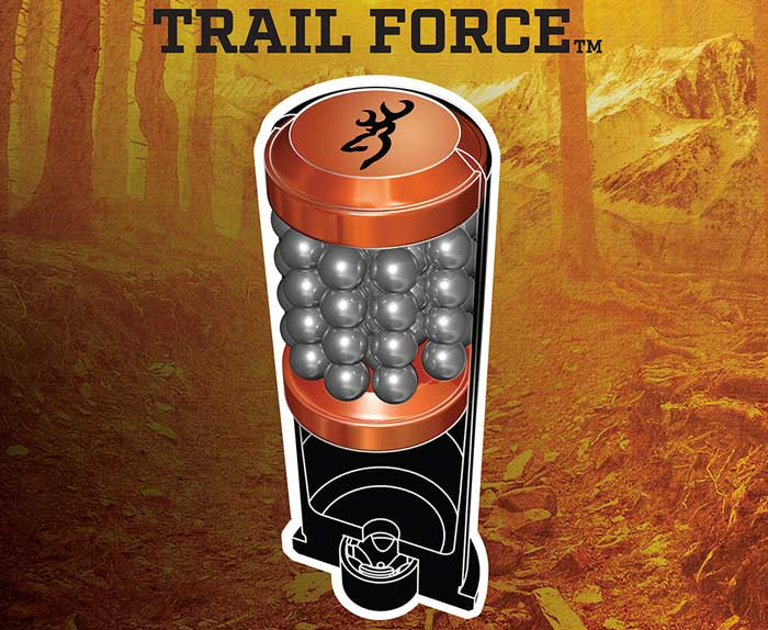 Browning Trail Force New 38 Special Ammunition