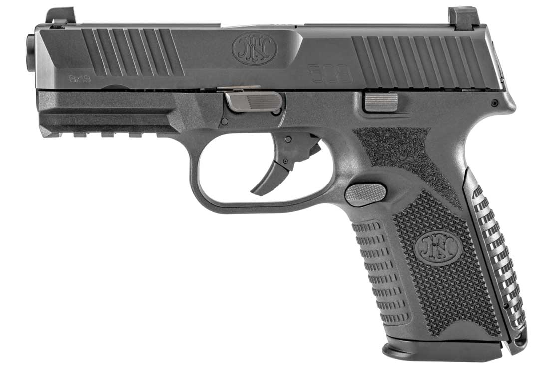 FN 509 Midsize at SHOT Show