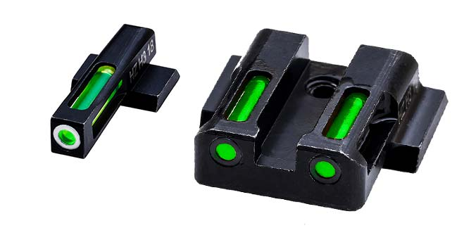 Hi Viz Litewave H3 Sights