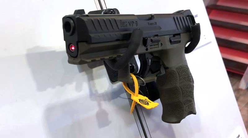 LaserMax Guide Rod for HK VP9