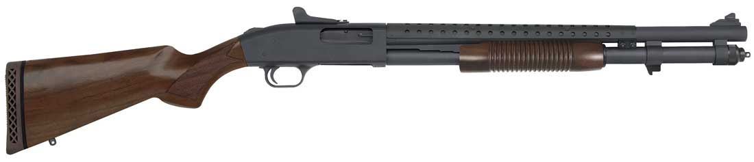 Mossberg Retrograde Shotgun