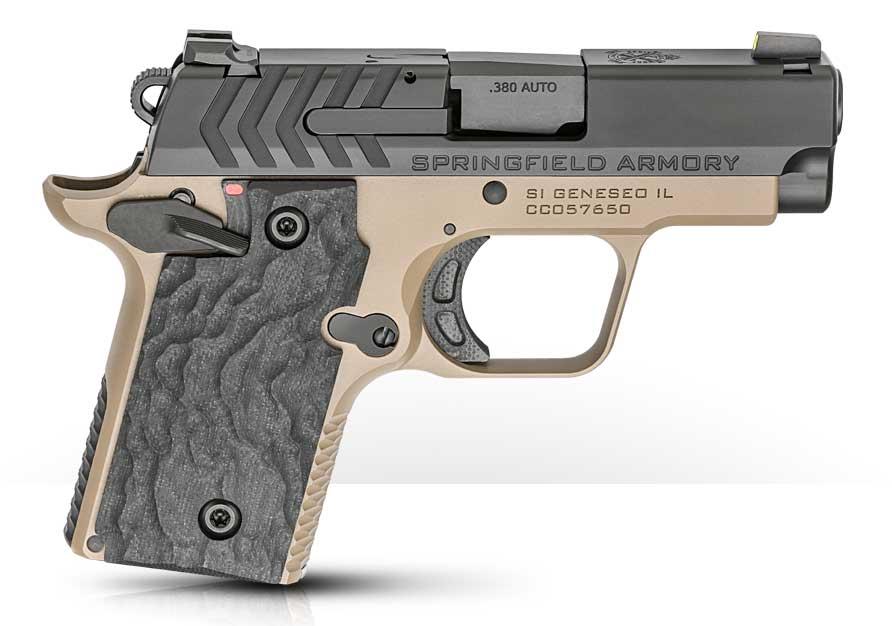 Springfield Armory 911 Pistols em Novas Cores