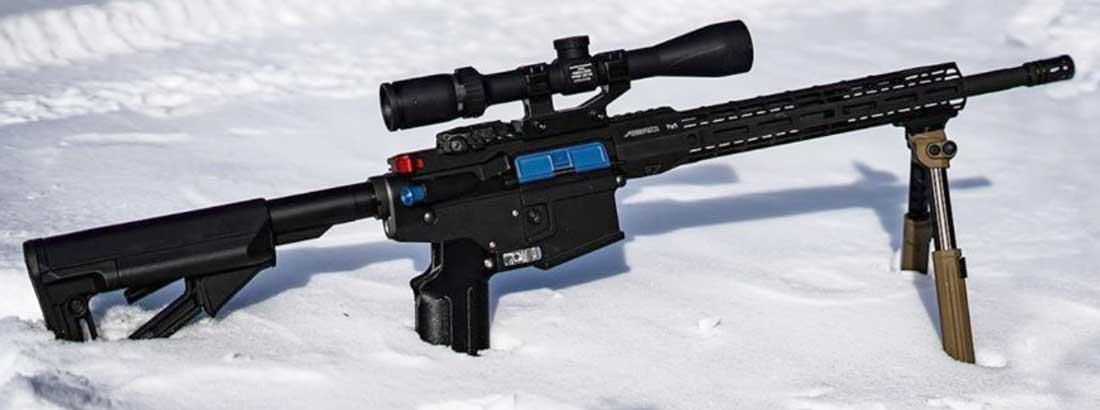 Thumb Operated Receiver: A New AR from Iron Horse Firearms