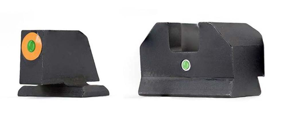 XS Sights F8 Night Sights for Springfield Armory Pistol