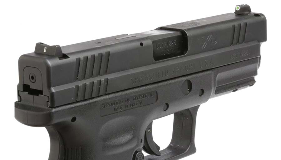 XS Sights Standard Dot with Tritium Rear Stripe