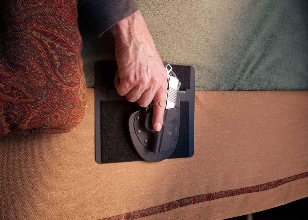 Best Bedroom Nightstand Holster for Home Defense