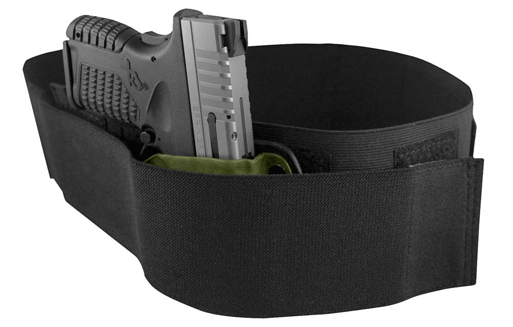 CrossBreed Modular Belly Band Concealed Carry