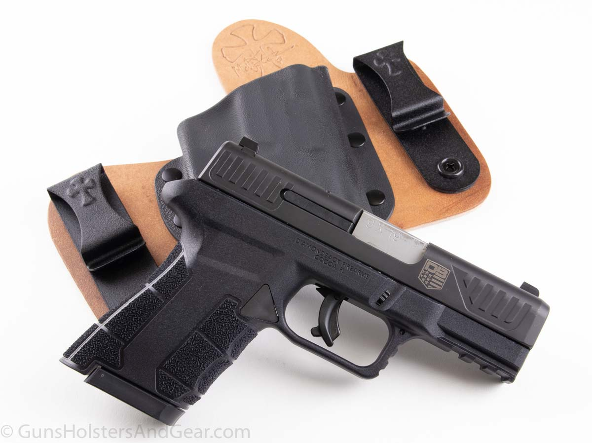 Diamondback AM2 Holsters from CrossBreed