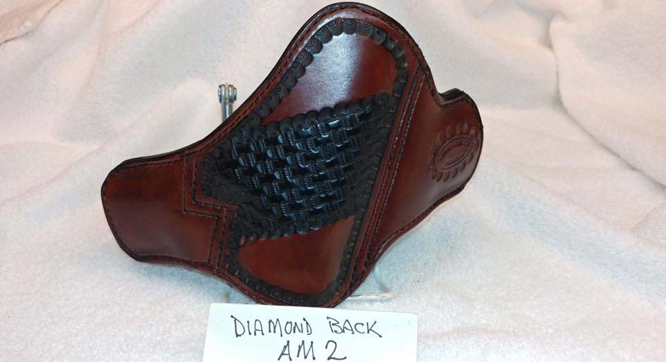 Kester Farms Leather Holster for Diamondback AM2