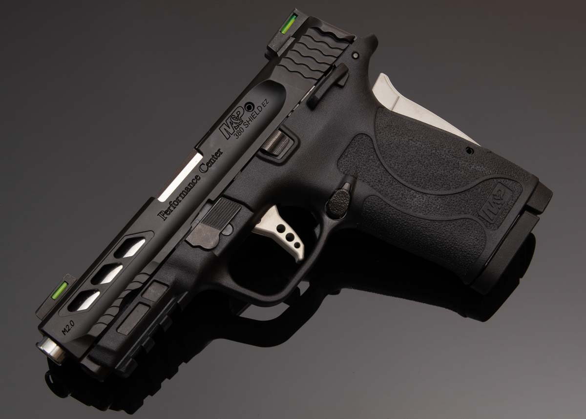 Smith & Wesson Performance Center M&P380 EZ Shield Review