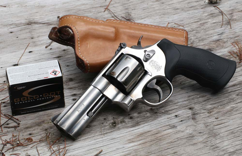 10mm Revolver for Concealed Carry