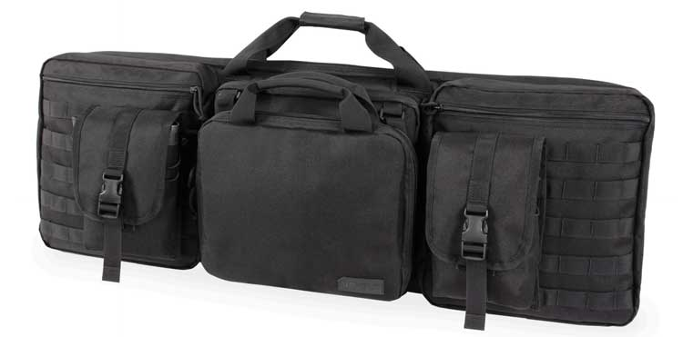 Highland Tactical Precision Double Rifle Case