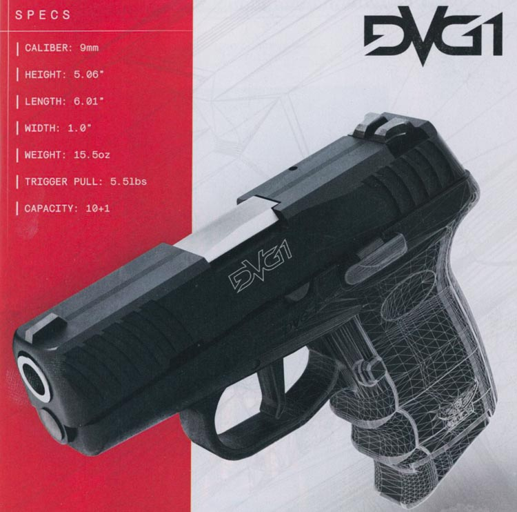 SCCY DVG1