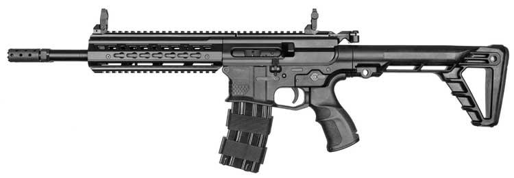 Silver Shadow Gilboa DBR Rifle in .22 LR
