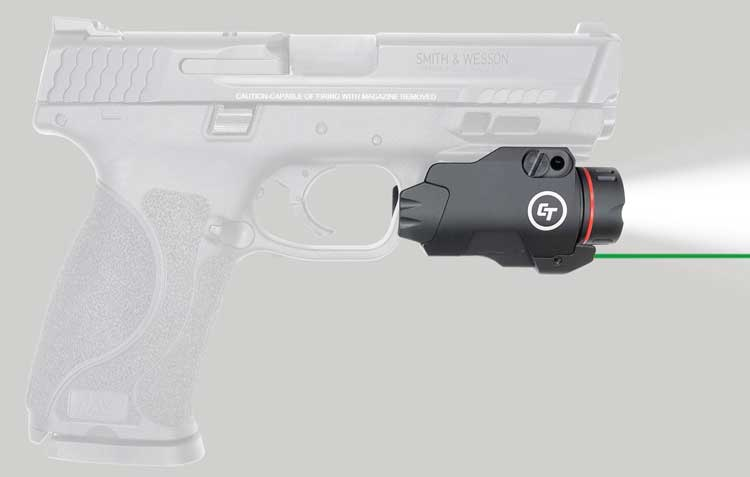 Crimson Trace CMR-207 Light and Laser
