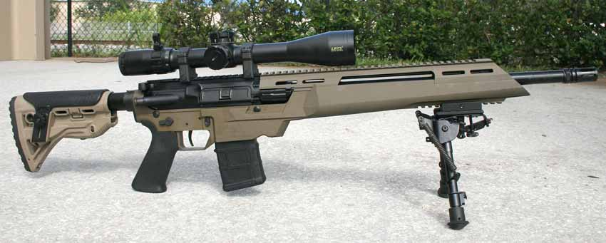 Drake Associates Athena Rifle Chassis AR