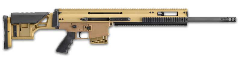 FN SCAR 20S 6.5 Creedmoor Rifle