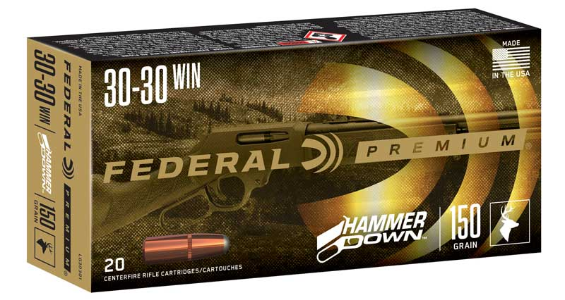 Federal Hammer Down Ammo