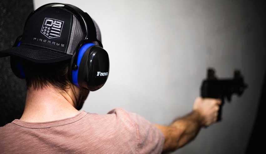 Review Diamondback DBX Pistol at the Range
