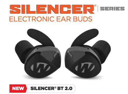 Walkers Silencer BT 20 Ear Pro